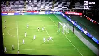 Gol rincon Torino Cosenza 4 0