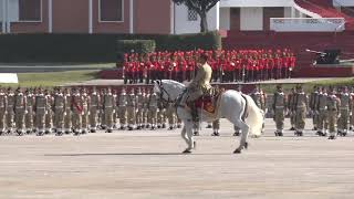 Press Release No 184/2019, Passing Out Parade at PMA Kakul - 12 Oct 2019 (ISPR Official Video)