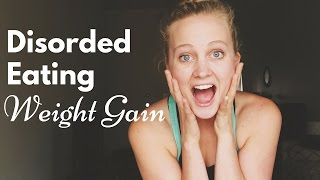 Gambar cover GAINING WEIGHT IN DISORDERED EATING RECOVERY??