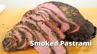 Smoked Pastrami | Smoke Corned Beef for Pastrami on Big Green Egg