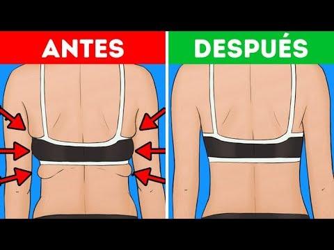 Ejercicios para adelgazar torso