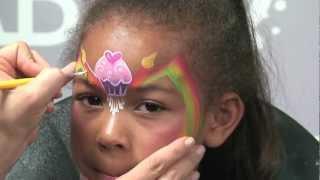 Cupcake Cutie: Face Painting Tutorial Thumbnail