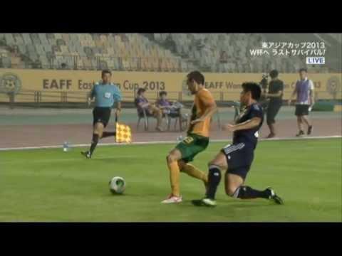 2013東アジア杯 豊田陽平プレー集