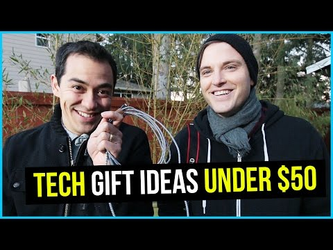 Best Tech Gifts Under $50 — Video Influencer's Cool Tech Gifts Guide
