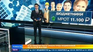Всем работающим россиянам в этом году обещают прибавки к зарплате