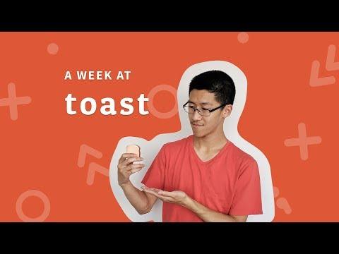A Week At Toast: Software Engineering Intern In Boston | 16 Weeks Of Internships