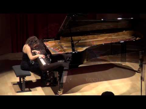 "Inna Faliks: L.V.Beethoven Sonata n. 23 op.57 in fa min. ""Appassionata"", I Allegro assai"
