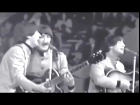 The Beatles - I Feel Fine (1965 New Musical Express Concert, Wembly Eng)