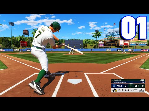 MLB 20 Road to the Show - Part 1 - The Beginning