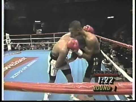 Roy Jones Junior vs Thomas Tate - IBF Middleweight Title Fight