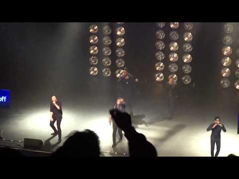 Sing (Ed Sheeran) - The Exchange - The Sing-Off Tour 2015