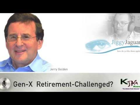 Gen X Retirement Challenged?