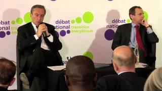 Les jeudis du débat: Rencontre avec Henri Proglio et Jean-Christophe Le Duigou, (½)