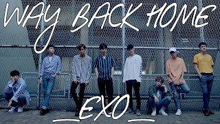 Download Lagu [EXO] WAY BACK HOME - Shaun mp3