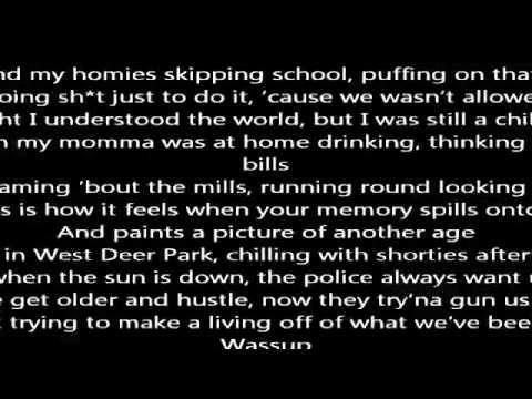 Logic - Walk On By (Lyrics)