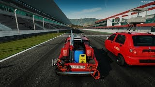 The Grand Tour GAME - James May's Fire Truck Gameplay (Pre-Order Bonus Car)