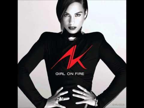 Alicia Keys-Girl On Fire (Inferno Version) Ft.Nicki Minaj