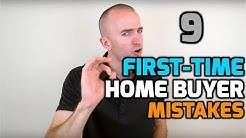 "First Time Home Buyer MISTAKES | 9 Mistakes First-<span id=""time-home-buyers"">time home buyers</span> Make 