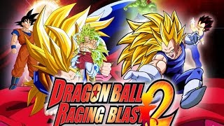 Dragon Ball Raging Blast 2 Intro HD (Xbox 360)