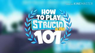 HOW TO PLAY STRUCID 101 - ROBLOX