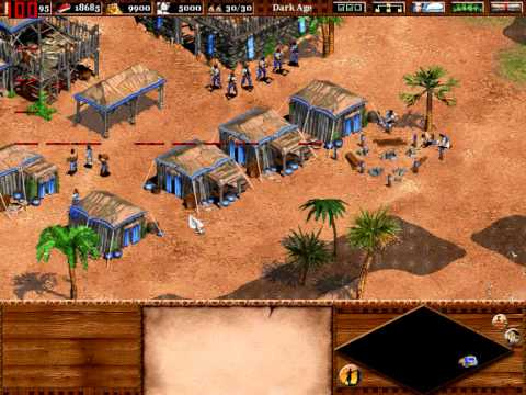 Age of Empires 2 Part 1