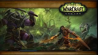 Highlight: World of Warcraft 1-120 Grind Paladin Retribution Part 135/ Legion Broken Isles