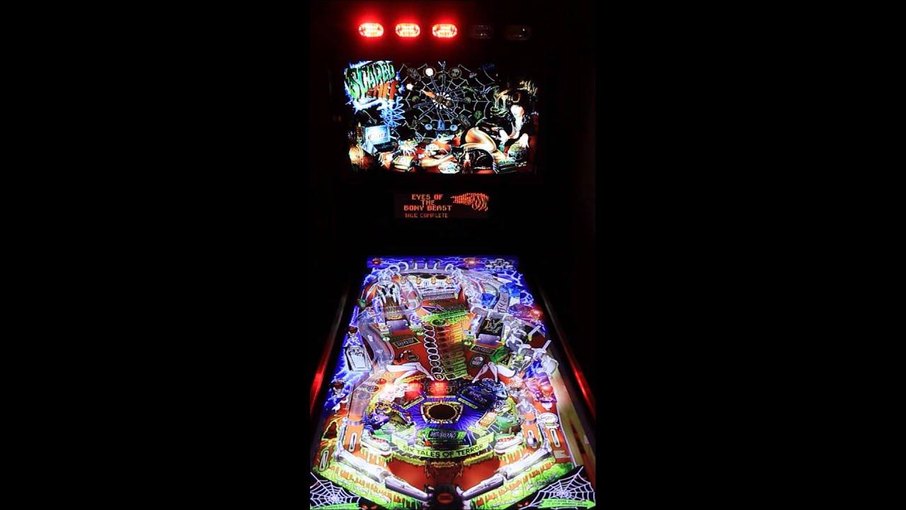 Fantastisk Virtual Pinball - Hemmabygge - Galleri NE-04