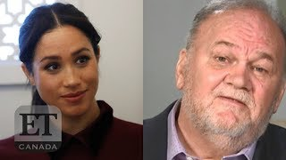 Thomas Markle's New Interview