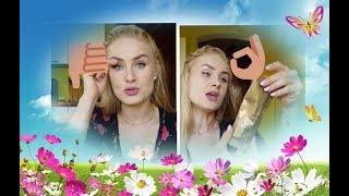 VLOGOWY KWIECIEŃ: Najgorszy eyeliner na świecie i cudowny balsam brązujący