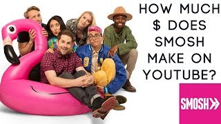 How Much Money Does Smosh Make On YouTube?