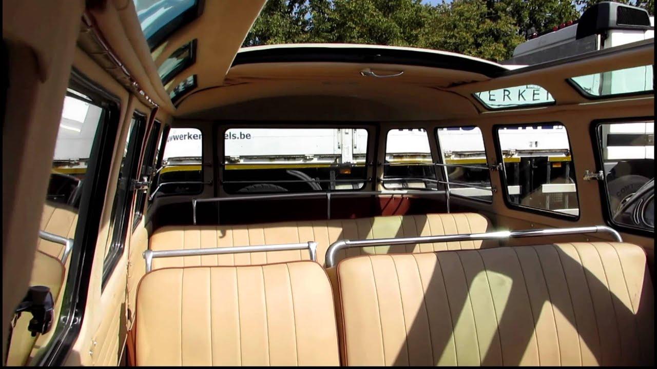 23 Window Vw T1 Samba Diepenbeek 2012 Youtube