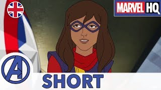 Marvel's Avengers: Secret Wars | Ep 6 Ms. Marvel  | MARVEL HQ