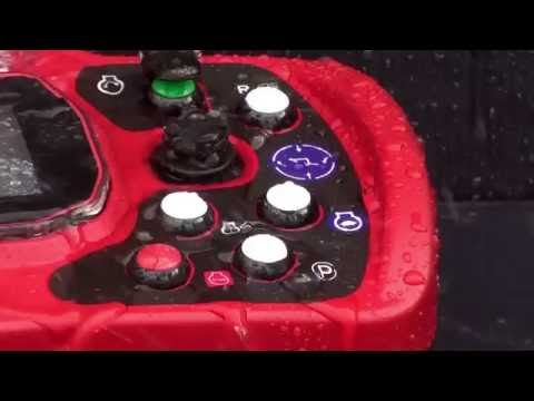 Durability Features - ControlMaster (MTX) Machine Remote Control by RCT – Industrial & Mining