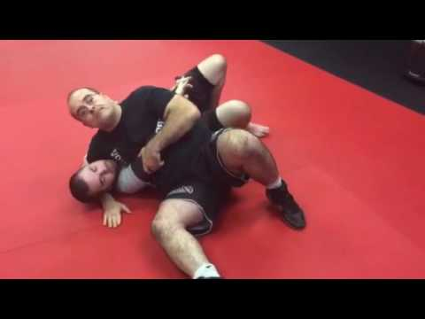 Grappling - Head and Arm Hold to Arm Bar