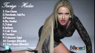 Hadise YENİ ALBUM TAVSİYE FULL ALBÜM Tavsiye ( Album) - Hadise [Full HD]
