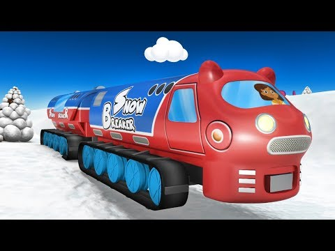 Choo Choo Train - Toy Factory - Cartoon Cartoon - trains for kids - Thomas The Train