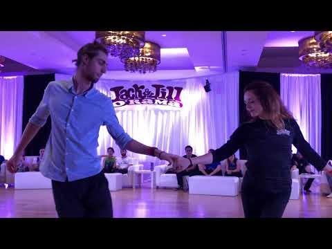 Alyssa Granville & Jacques-Oliver Hache Jack & Jill O'Rama 2018 Open JnJ