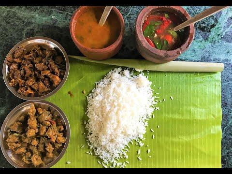 Kanuvai Thoppu Virunthu - Coimbatore - Village Style Non Veg Food.