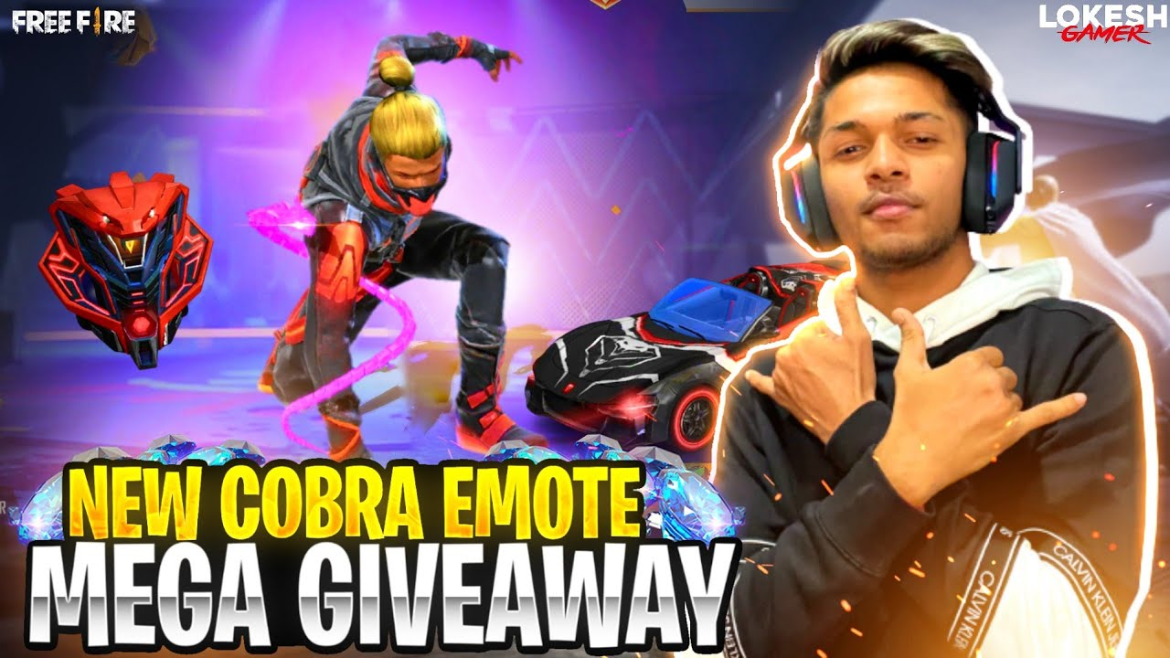 Free Fire Live New Top Up Event LOKESH GAMER