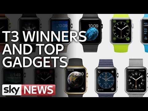 Swipe  T3 Winners And Top Gadgets