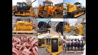 видео Коробка передач Т-170, Т-130, Б-10, Б10М (КПП Т-170,КПП Т-130)