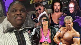 Oscar Shoots on WWF 1994 :: Memories & Legends #3.1
