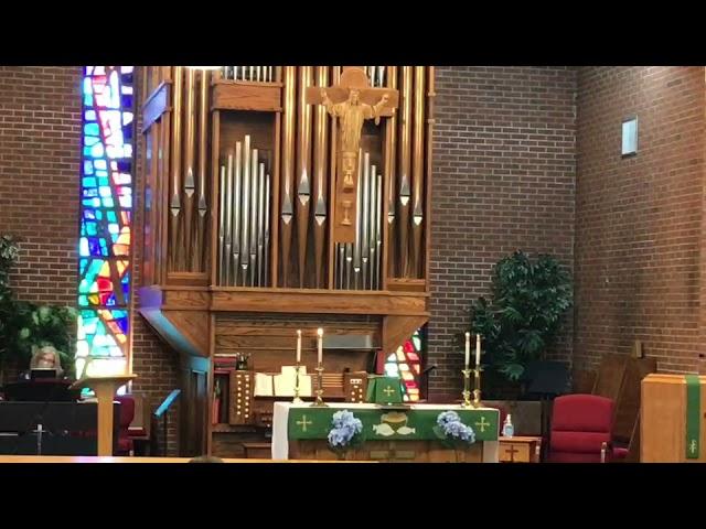 6 Pentecost - Holy Eucharist - 7/04/21