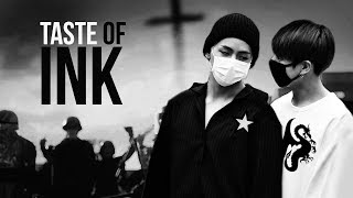 BTS [Taste of Ink] † Gang!AU (Fanfic Trailer)