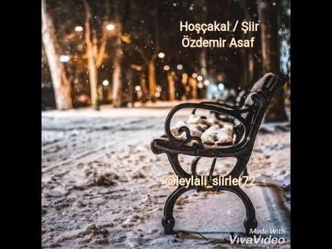 Hoşçakal / Şiir / Özdemir Asaf