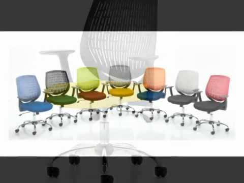 Design Your Own Funky Colourful Office Chair with Direct Office Supply Co