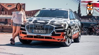 Do we need virtual mirrors? The Audi E-Tron Prototype Interior