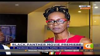 Black Panther movie Premiere in Kisumu #CitizenExtra