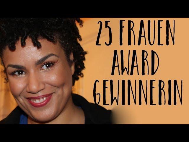 Gewonnen! 25Frauen-Award Vlog