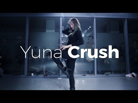 Yuna - Crush (Dance. Funky-Y)